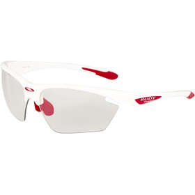 Rudy Project Stratofly Lunettes, white gloss/photoclear